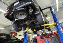zawieszenie pneumatyczne Volkswagen