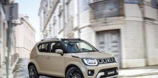 Miejski Suzuki Ignis Hybrid